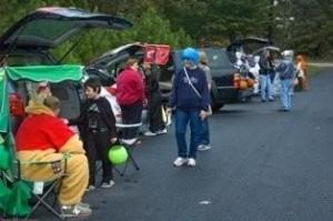 October 31, Trunk or Treat