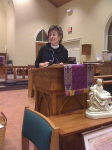 The Rev. Ruth Cummings