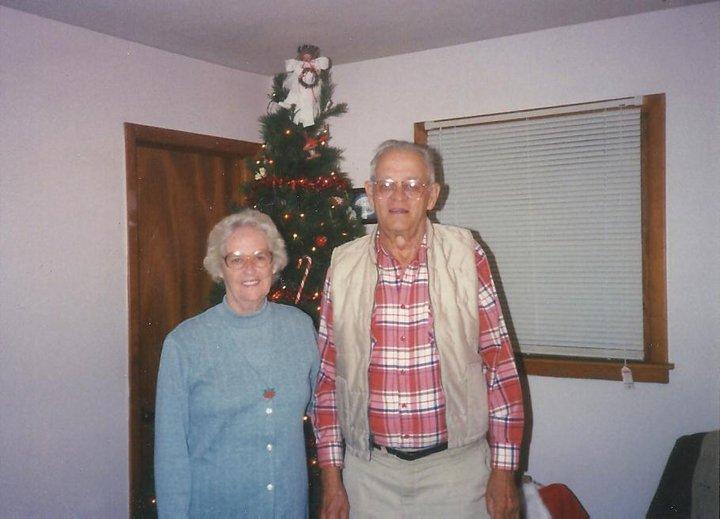 Granny & Papa, early '90s