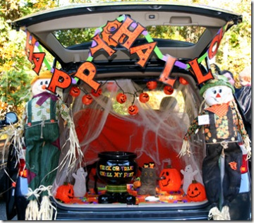 Trunk Or Treat October 31 5pm St Nicholas Episcopal