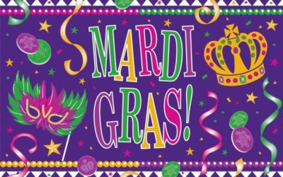 Mardi Gras Celebration February 13th