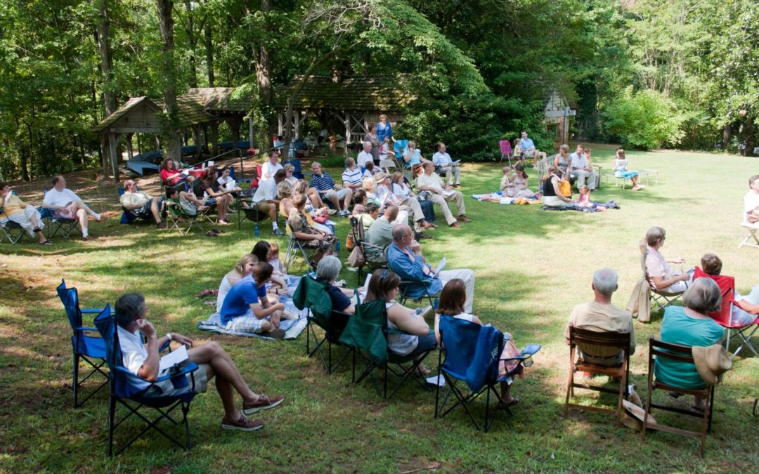 Parish Picnic at Blue Springs Aug 6 at 10:00am