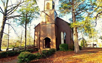 Become a Friend of Zion. Help us save this beautiful Episcopal Church.