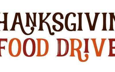 FOCUS Thanksgiving Food Drive