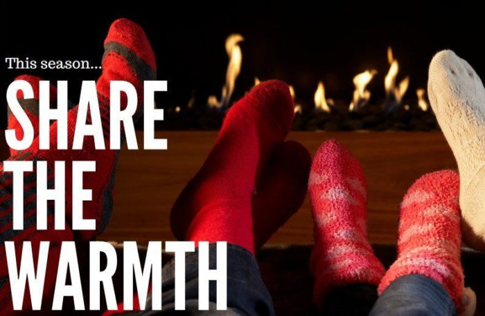 Share the Warmth of Christmas