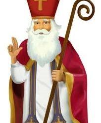 We will celebrate St. Nicholas Day Sunday, December 10