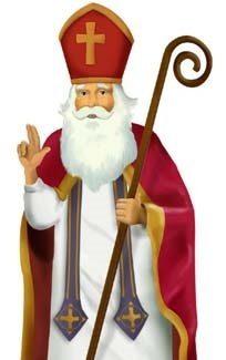 We will celebrate St. Nicholas Day Sunday, December 10