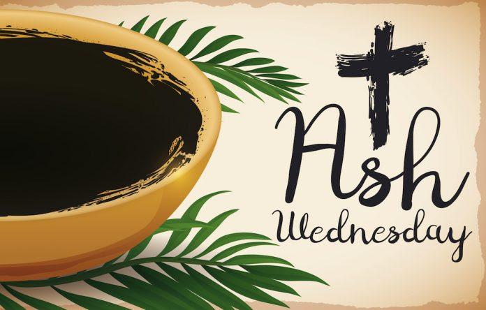 Ash Wednesday | St. Nicholas Episcopal Church